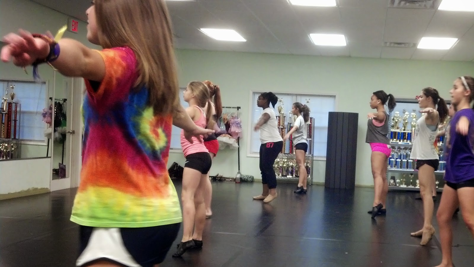 myers park charlotte dance classes 13 year olds