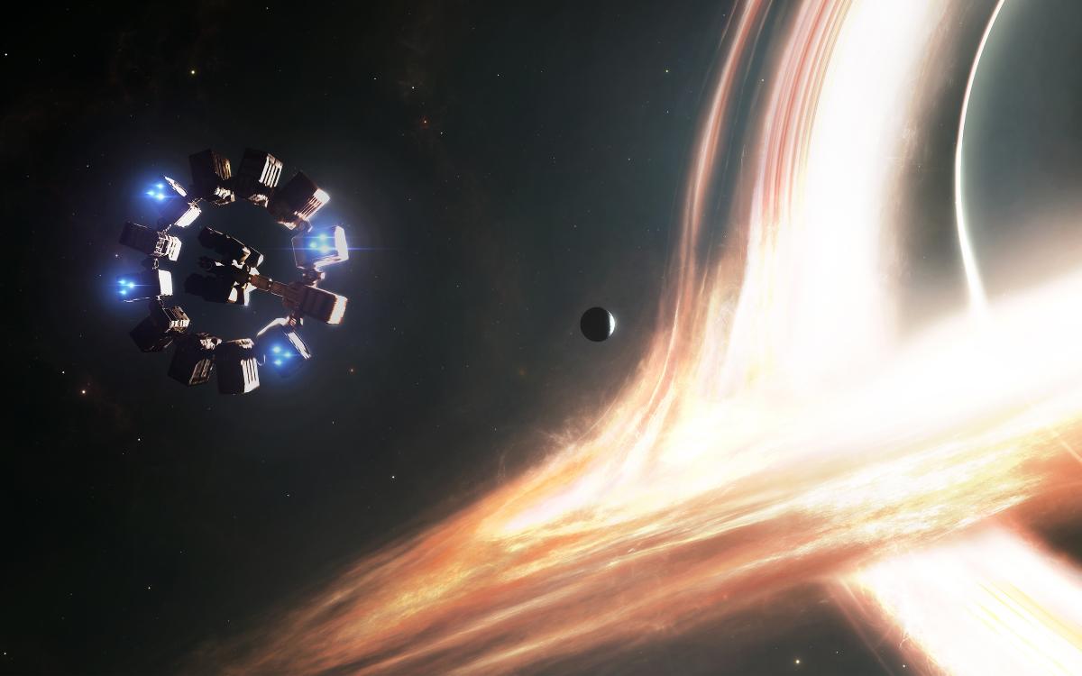 Resultado de imagen de Escenas de Interstellar
