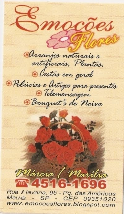 floricultura Emoções Flores
