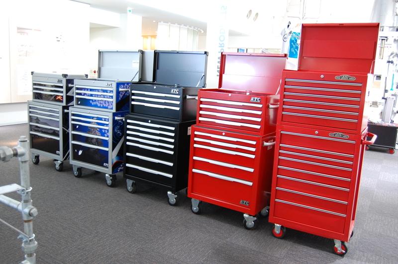 Herrapro museo ktc kyoto tools - Carros para herramientas ...
