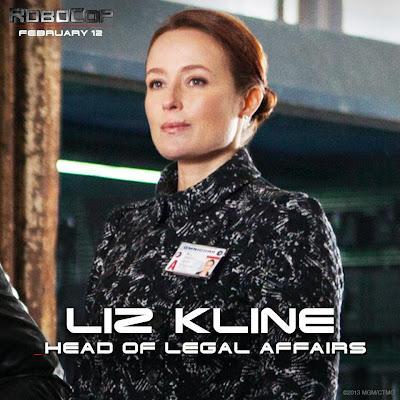Liz Kline (Jennifer Ehle)