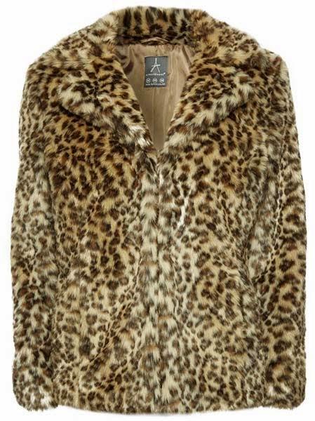 Primark online: abrigo fur de leopardo