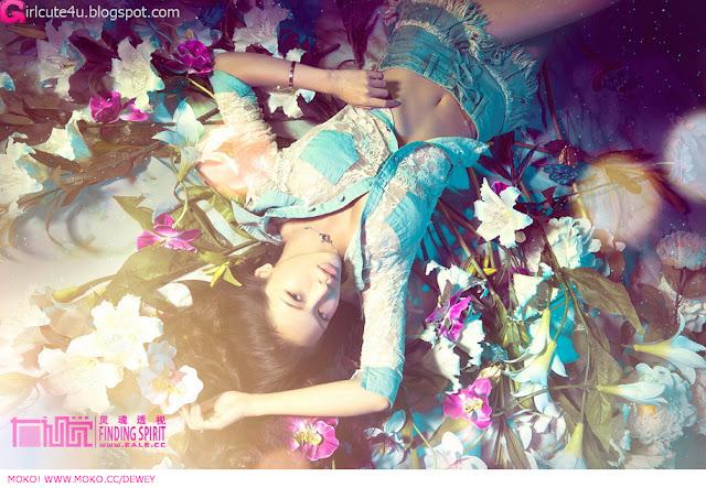 3 Pan Shuangshuang-very cute asian girl-girlcute4u.blogspot.com