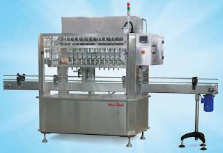 Mesin filling botol AMDK - Air Minum Dalam Kemasan Mesin-filling-botol-amdk