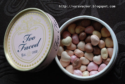 too faced, puder, powder,