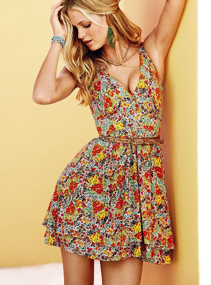 Sexy Haircuts: Short And Long Summer Dresses For Women ...