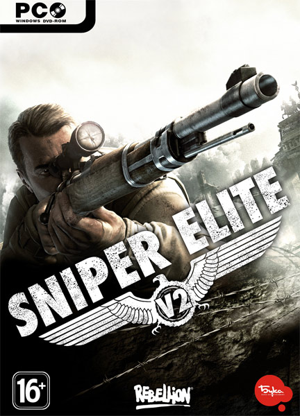 Sniper Elite V2 PC game 2012