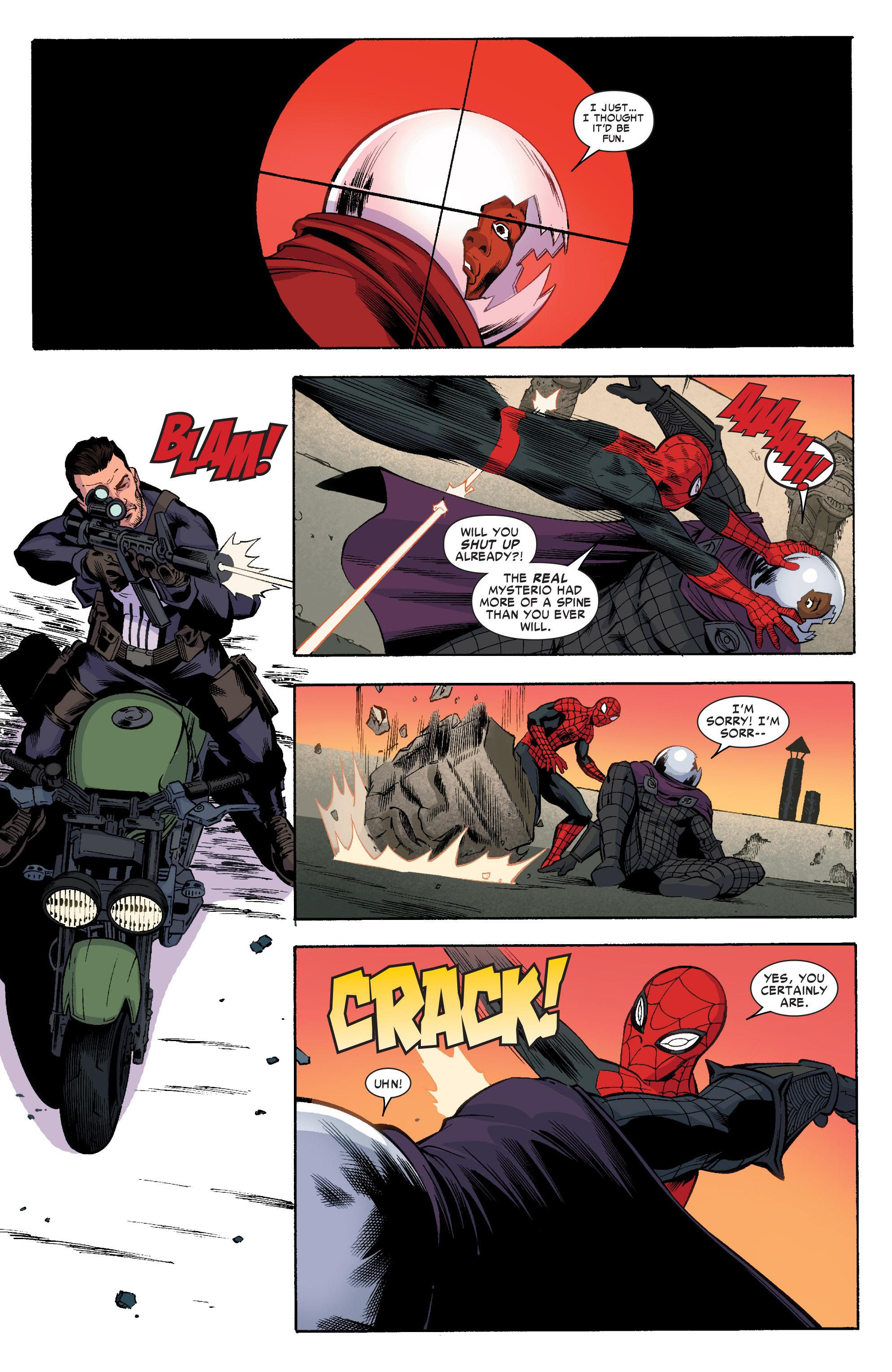 Avenging Spider-Man #23 #25 - English 19