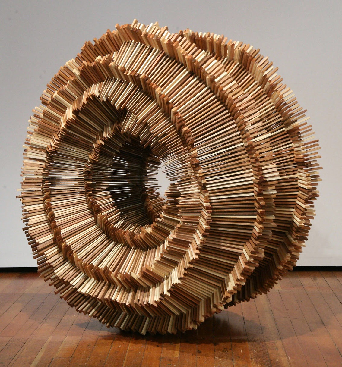 simply creative wooden sculptures by ben butler