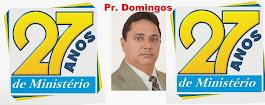27 ANOS DE MINISTÉRIO PASTORAL