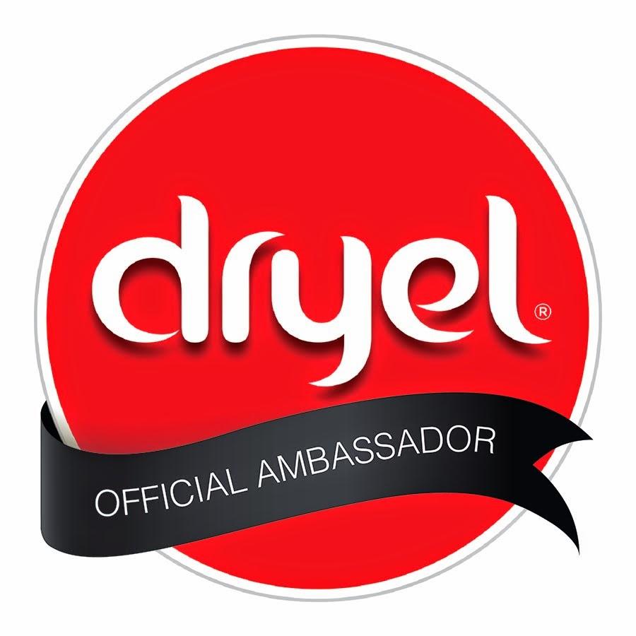 I'm a dryel Ambassador!