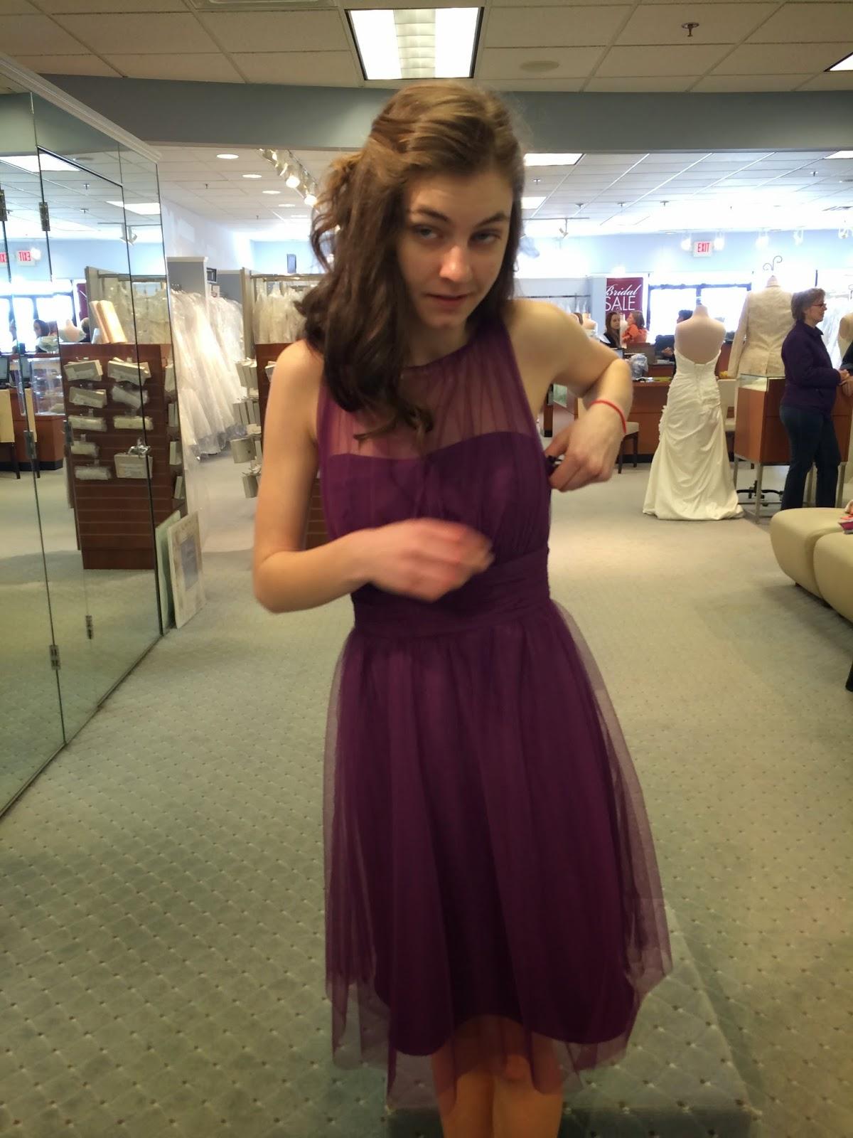 Doeblerghini Bunch:  Bridesmaid Dresses - Short Tulle