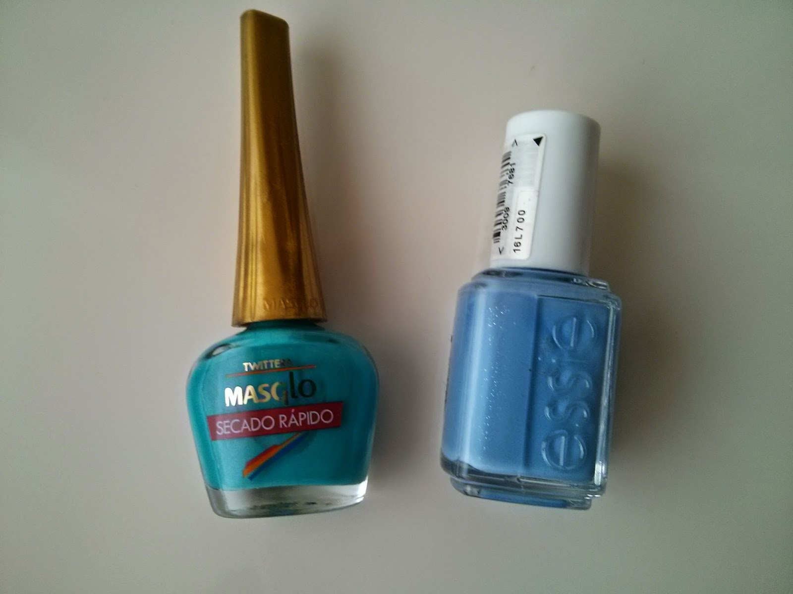 VipandSmart Beauty reviews Essie y Masglo