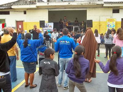 Diocese de São Miguel Paulista abre celebrações do Mês Missionário