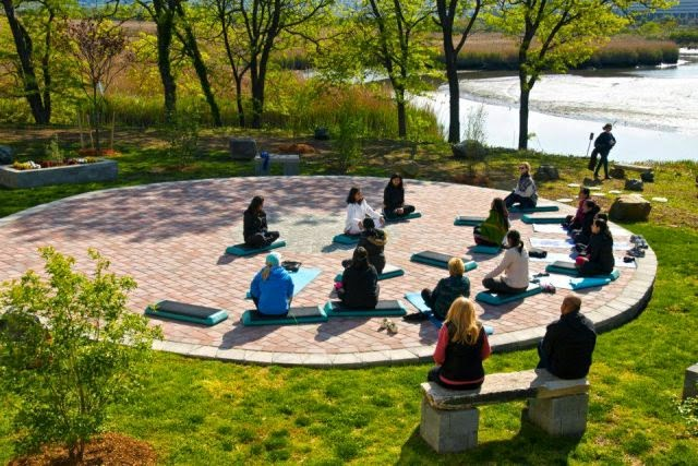 Garden Meditation Day