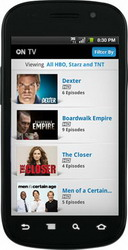 Comcast Xfinity TV Android app available for download