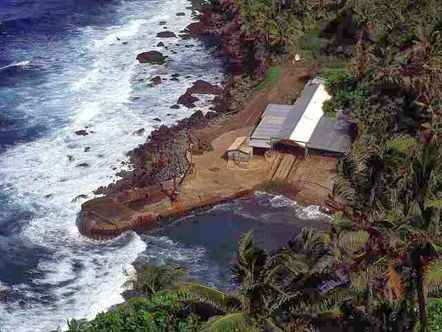 Kredel Travel Log - Pitcairn island one beautiful places earth