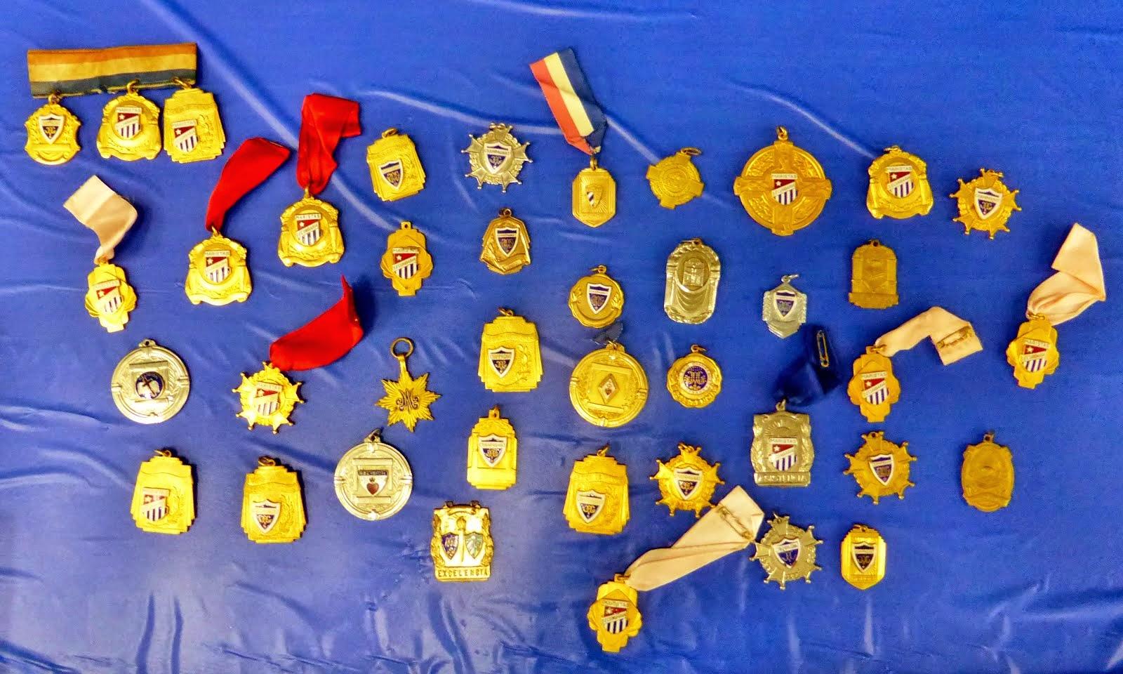 Medallas Maristas
