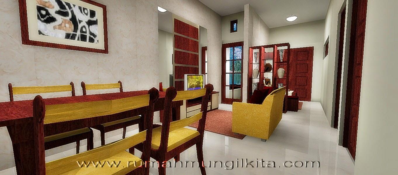 penataan rumah hasil renovasi ii tipe 48 tanah 93 m2 1