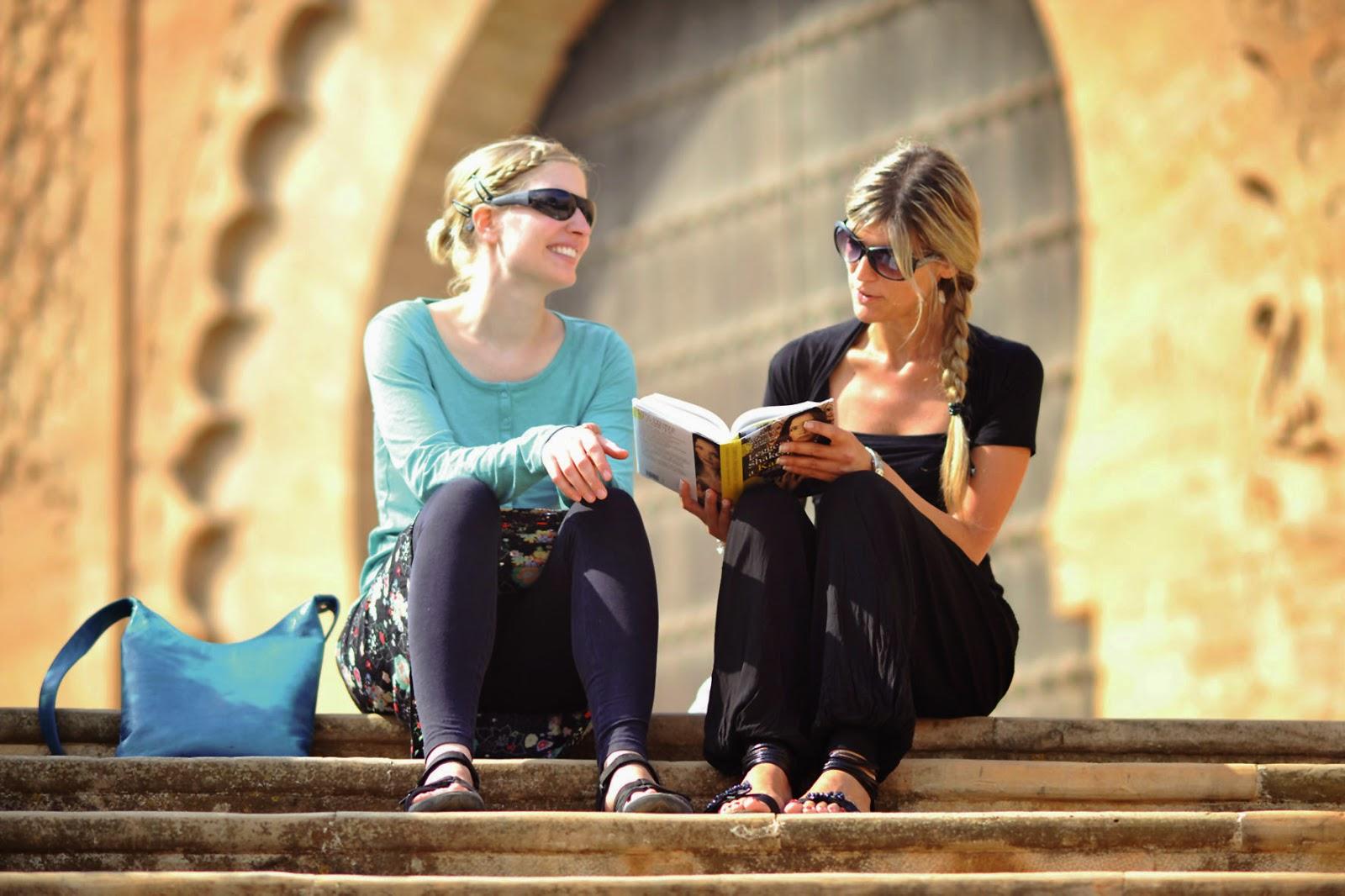 Fremde Sprachen im Austausch mit anderen einfacher lernen