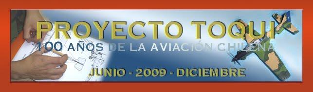 PROYECTO TOQUI - ESCUELA DE ESPECIALIDADES