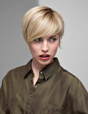 Cute Short Hairstyles For Older Women