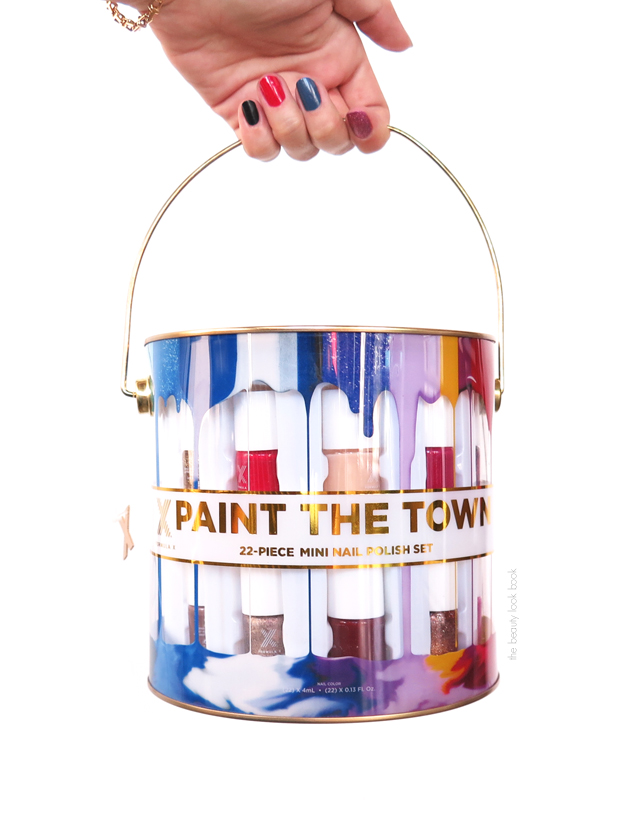 Formula X Paint the Town | The Beauty Look Book