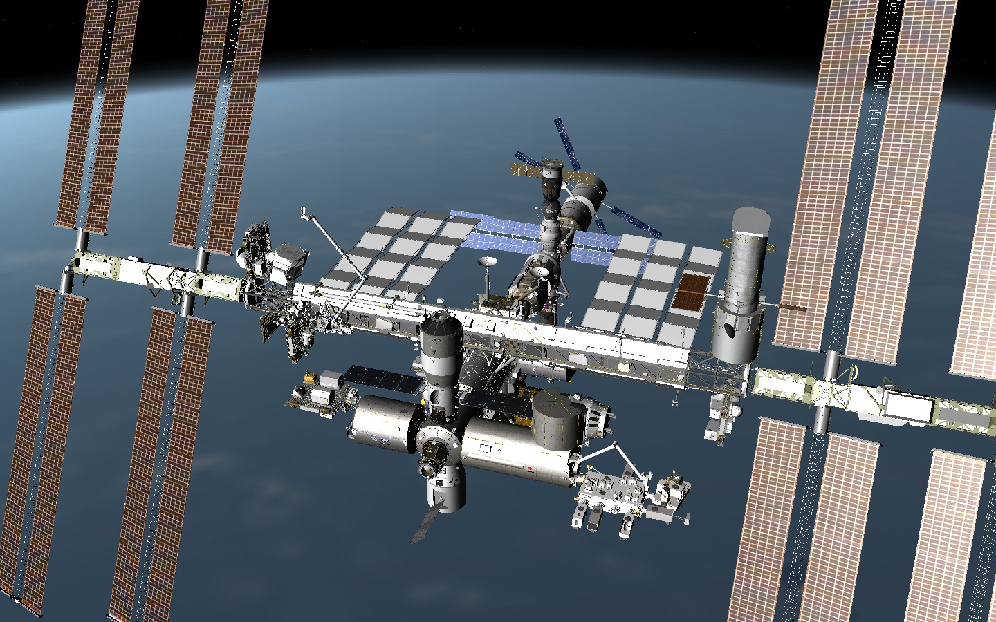 iss stories