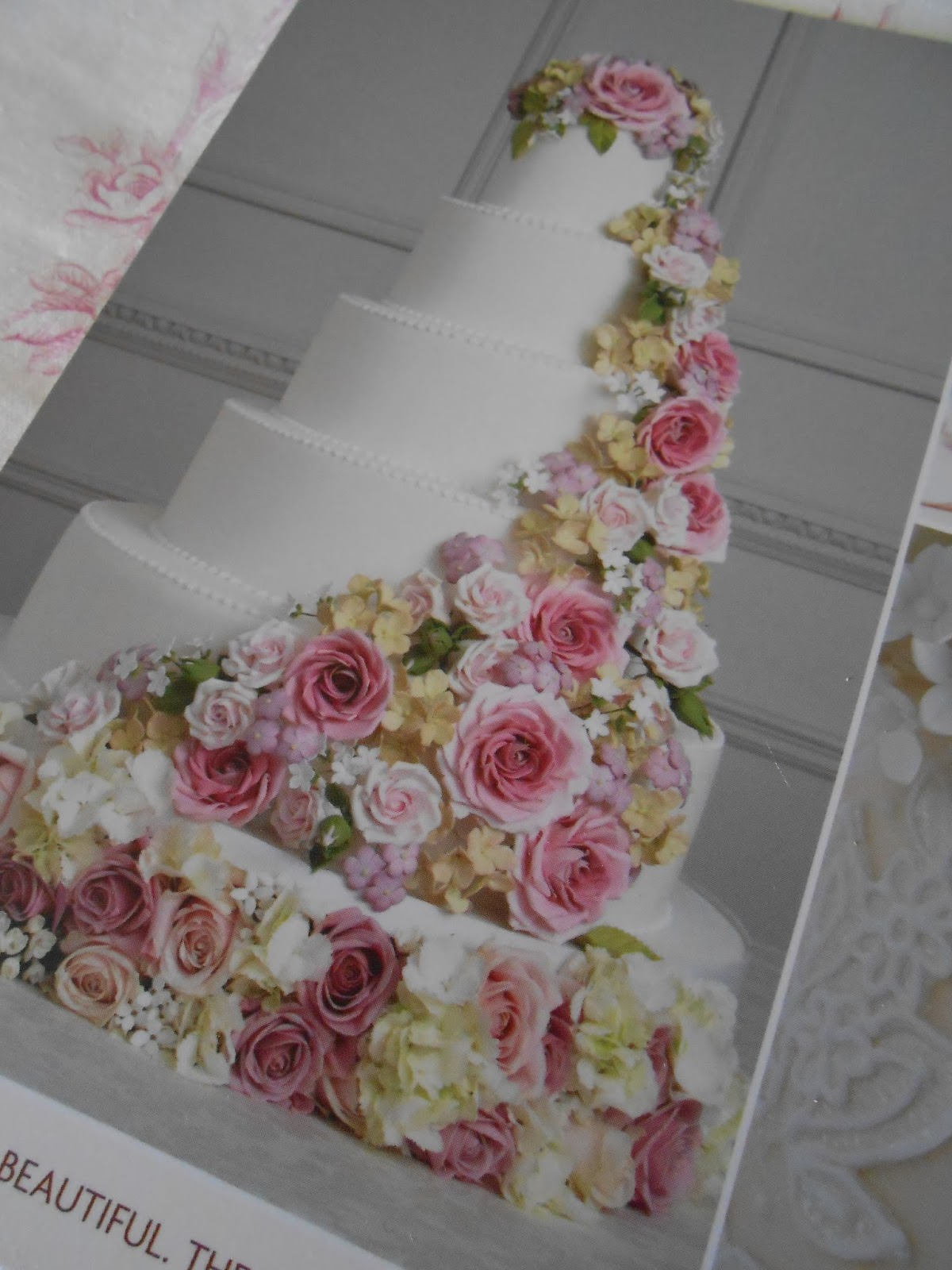 Gallery For Most Beautiful Wedding Cake In The World