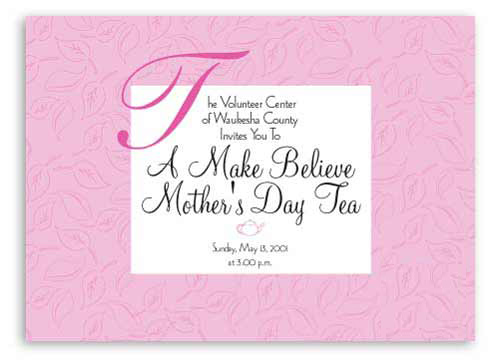 Mothers Day Cards For 2012 Mothers Day Party Invitation Card – Mothers Day Invitation Cards