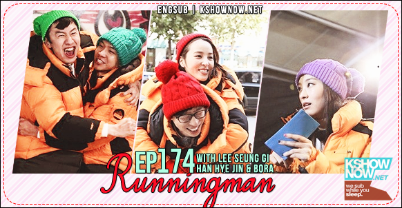 Running Man 174 Full Episode Kshownow Version Online Streaming