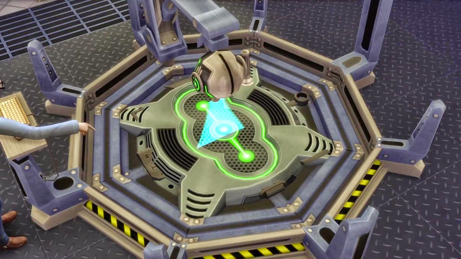 Alien Los sims 4