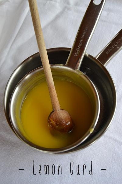 ma recette de lemon curd maison sur mon blog