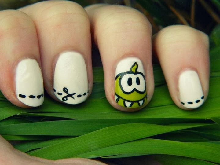 imagenes de uñas decoradas con diseños de uñas, gel, acrílico 2017 ...