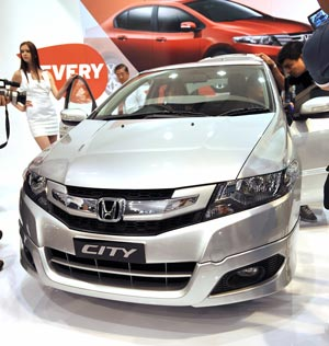 Harga honda city new