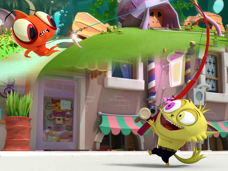 Fish N Chips Cartoon Characters : My daily movie fix new release tuesday fish n chips