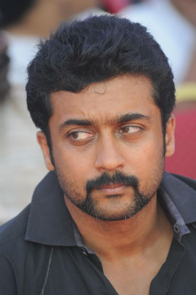 Eclusive Pics Actor Surya At Tamil Actors Hunger Strike For