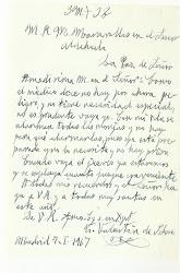 Cartas del P. Valentín