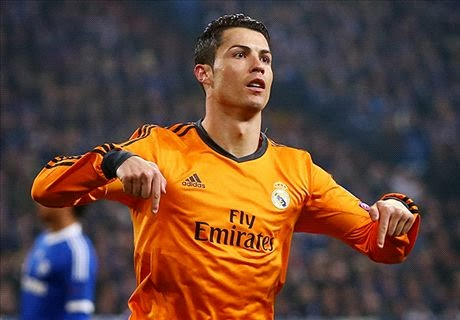 Hasil Pertandingan Real Madrid vs Schalke