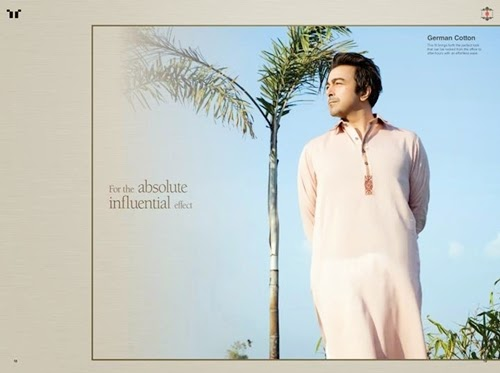 Ittehad Summer Collection 2014 For Men