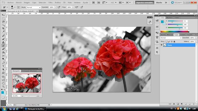 tutorial photoshop paso 7