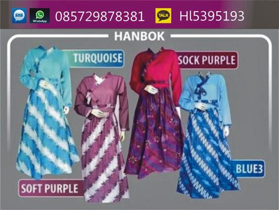 Gamis hanbok
