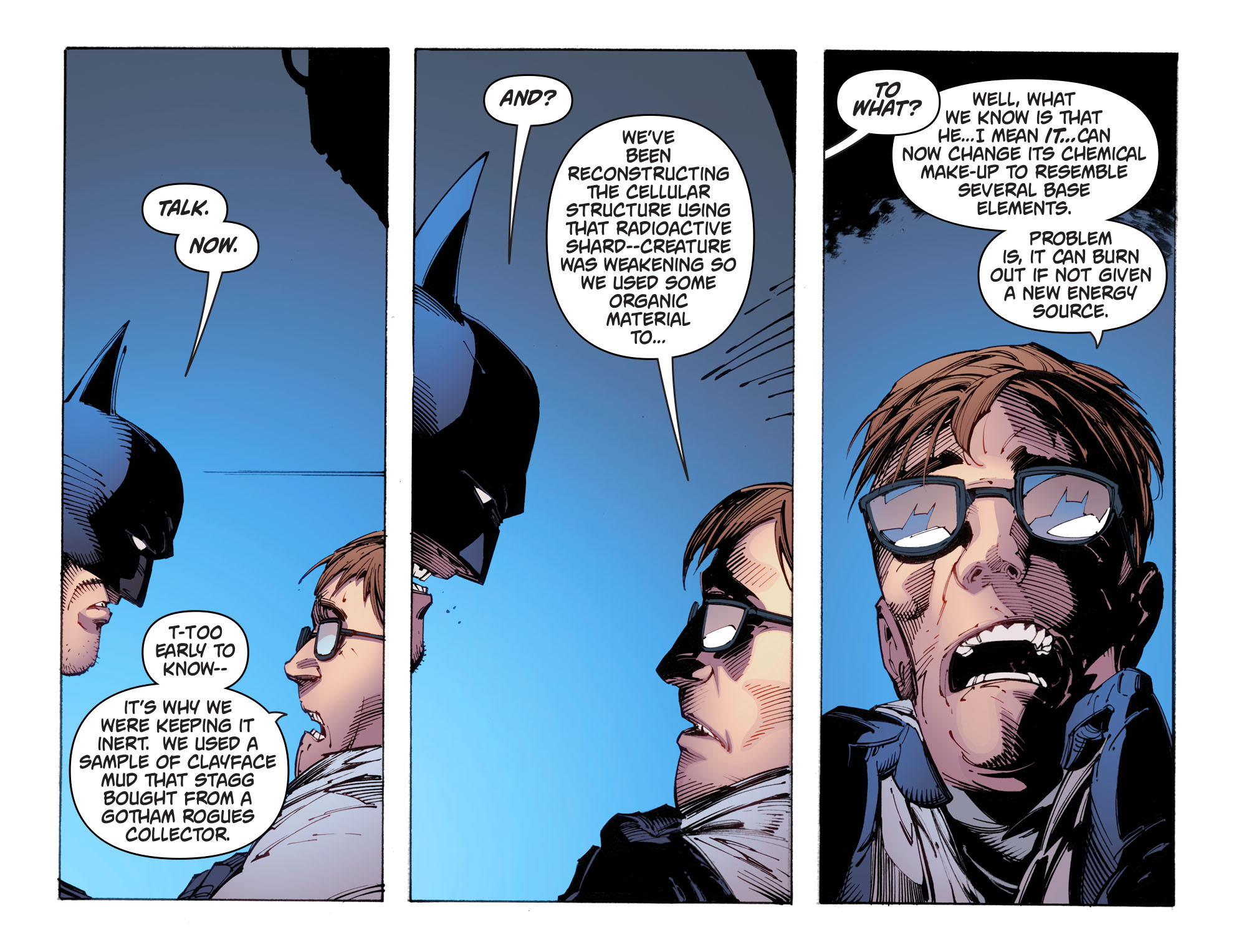 Batman: Arkham Knight [I] Issue #24 #26 - English 16