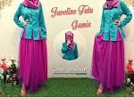 Stelan Javeline + Pashmina HABIS