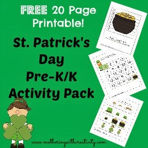 FREE St. Patrick's Day Printable