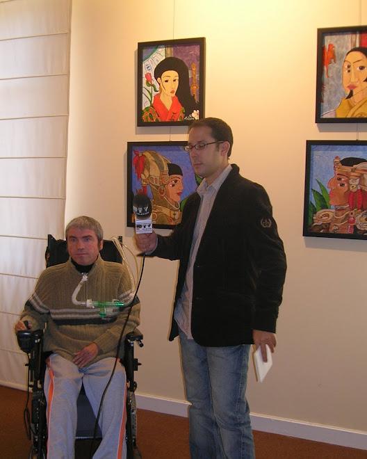 """EXPOSICIÓN SURREALISMO CONSTRUCTIVO"" 2008"