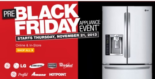 Canadian Daily Deals Home Depot Black Friday Appliance Event