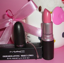 I♥MAC lipsticks