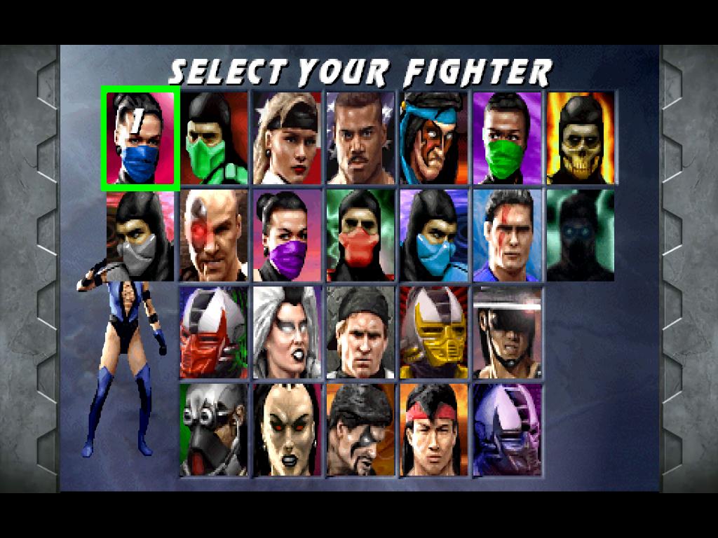 Ultimate Mortal Kombat 3 Juggernaut Hack Portable (Arcade)