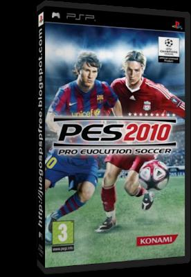 Pro Evolution Soccer 2010  (Espanol) (Juegos 2014)